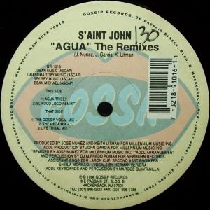 aqua remix